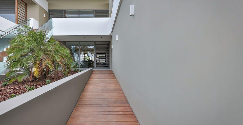 moderne villa curacao