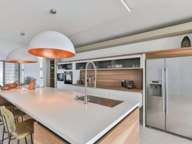 luxe keuken villa penthouse curacao