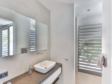 badkamer vakantiewoning curacao