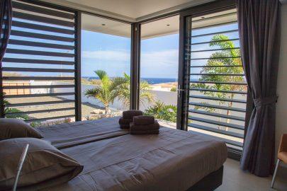 uitzicht zee curacao vakantie