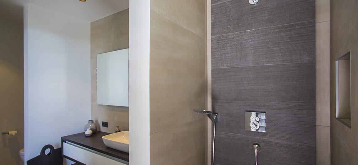 luxe badkamer villa penthouse curacao