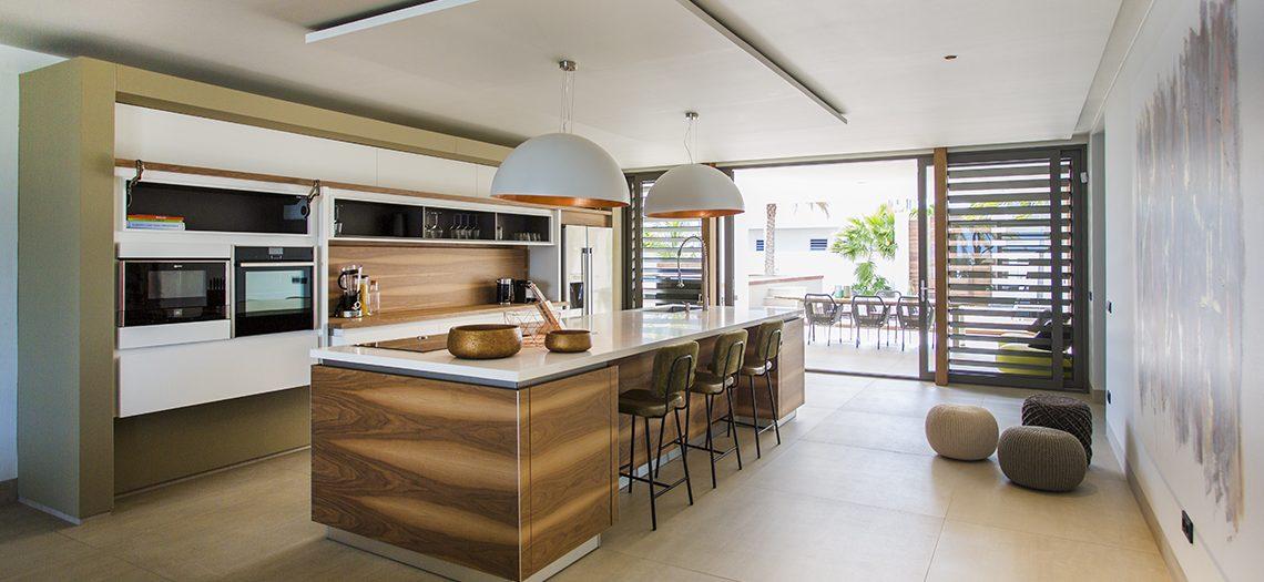 keuken villa penthouse curacao