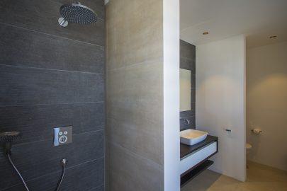 luxe badkamer villa curacao