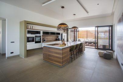 keuken vakantiewoning Curacao janthiel