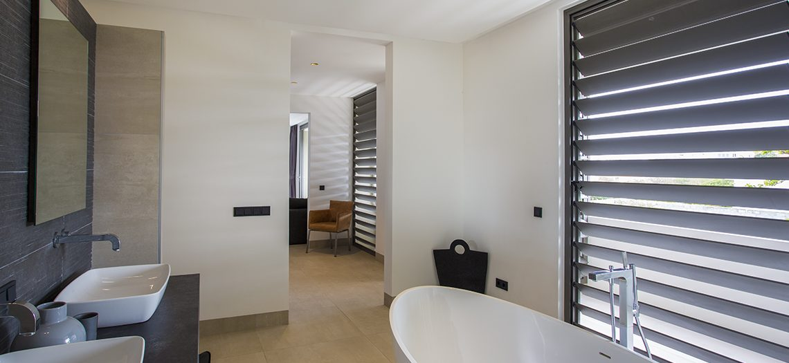 moderne villa penthouse Curacao