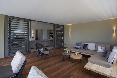 terras villa penthouse Curacao