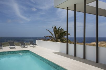 villa penthouse uitzicht zee Curacao