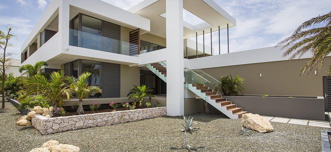 villa penthouse Curacao
